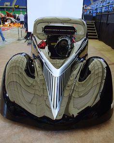 37 Ford Drag Car