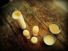Try this super simple homemade lip balm recipe...and keep your lips naturally nourished all winter long