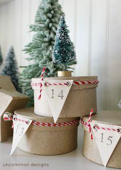 Mini Box Christmas A