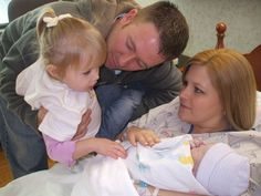 Cool tools and information for preparing siblings for a new baby.