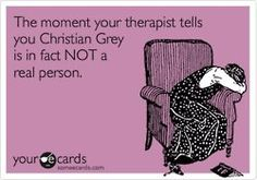 Mr. Grey - ecard Therpaist