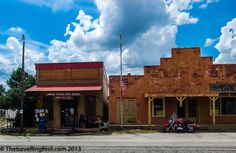Cruising the Back Roads of Texas http://www.thetravellingfool.com/cruising-the-back-roads/