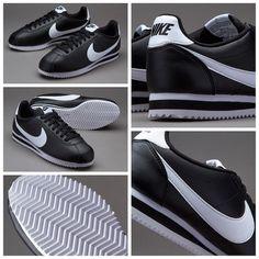 Nike Sportswear Womens Classic Cortez Leather - Black / White قیمت:  تومان کد محصول:  استعلام موجودی و ثبت سفارش با کد محصول در تلگرام