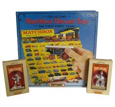 Lot 28 – Collecting Matchbox Diecast – Vintage Toys & Militaria Sale - Live internet & Postal Auction Only 02 Oct 2013  http://www.candtauctions.co.uk/