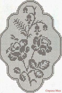 épinglé par ❃❀CM❁✿Des grilles de roses - Chez elkalin.com