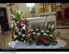 Church Altar Decorations, Church Ideas, Spoon, Christmas Tree, Vase, Holiday Decor, Party, Flowers, Home Decor