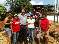 @FERNANDO_FEO en Operativo de limpieza realizado en el sector Caño de Indio, trabajo que le corresponde al Gobierno Municipal.