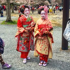Kyoto definitely shows a more picturesque face of Japanese culture and way of life. Extremely more traditional -and turistic in that sense than other cities in the country, Kyoto was once the capital of an ancient Japanese Empire. Amazing Geishas like these above can be seen all over Kyoto. They...