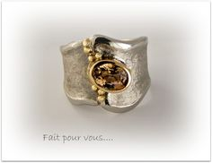 "Eco custom jewellery - modern ancient design. Today's ""Hot Off The Bench!"" pic. http://jeanettewalkerjewellery.com"