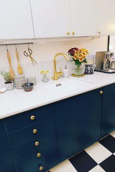 Vårt nya kök – före- och efterbilderna!