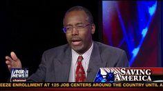 Dr. Benjamin Carson (Full Interview) Sean Hannity Saving America - 2-15-13