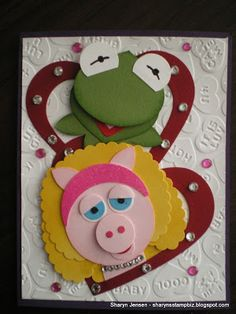 Sharyn's Stamp Biz: Another One of My Favorite Couples