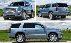 2016 Cadillac Escalade Platinum Test – Review – Car and Driver