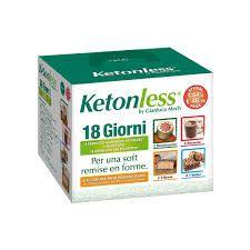 Cerchi una soft remise en forme? prova con il kit ketonless Tisanoreica!