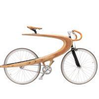 Opus Wood, Opus Carbon: La bicicleta belga que se salta todas las reglas. - loff.it