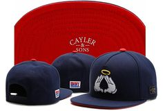 Men's Cayler & Sons C & S White Label BK Angels Brooklyn Snapback Hat - Navy Lacoste Store, Hats For Sale, Snapback Hats, Sons, Hip Hop, Cap, Baseball, Blue, Brooklyn