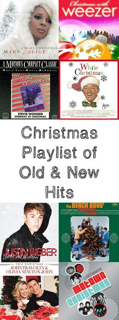 Love the variety of artists on this holiday playlist!