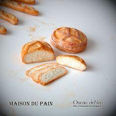 Le Petit Monde d'Oiseau: Breads, the show & my book!