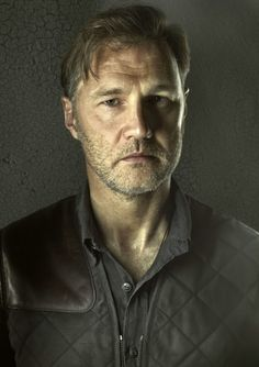 David Morrissey as 'The Governor'/Philip Blake