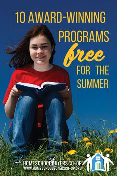 Have you heard about the latest members-only perks from They have 10 award-winning programs totally FREE all summer! Membership is always free. Free Homeschool Curriculum, Homeschooling, Frugal Family, Free Teaching Resources, Worksheets For Kids, Kids Learning, Education, Join, Summer