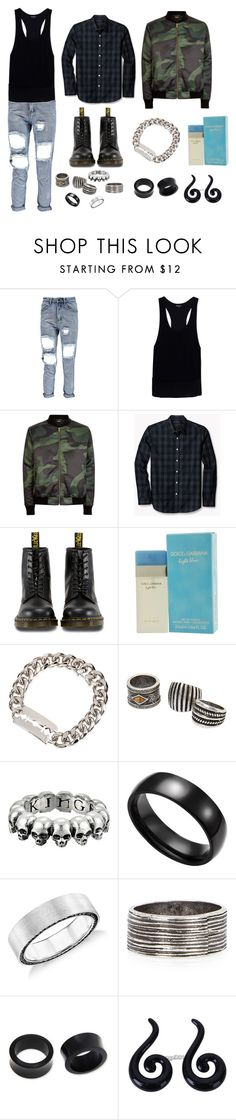 """Evie #6"" by eviewillowmeyer on Polyvore featuring moda, Ann Demeulemeester, Theory, Dr. Martens, Dolce&Gabbana, McQ by Alexander McQueen, MANGO, King Baby Studio, Blue Nile e River Island"