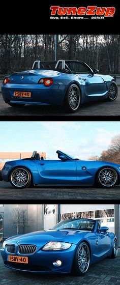 For sale on TuneZup: BMW Z4 Roadster 3.0i Individual 19 Inch Breyton!