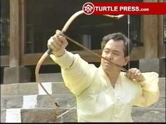 Korean Archery (traditional) Drawing