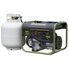 Ideal for tailgating or camping the Sportsman Series 2000 Watt Dual Fuel Generator has the power and flexibility to handle the task. This generator runs on either unleaded gasoline or propane gas so...