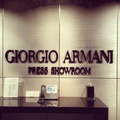 Giorgio Armani Showroom Tokyo, Japan