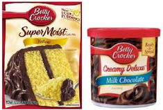 Save $1.00 off Bety Crocker Cake Mix & Betty Crocker Frosting Coupon! Read more at http://www.stewardofsavings.com/2014/09/save-100-off-bety-crocker-cake-mix.html#KzfyldBAPP0puBvx.99