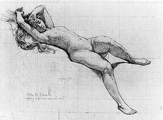 Francis Vallejo   inspiration: kenyon cox 1856-1919