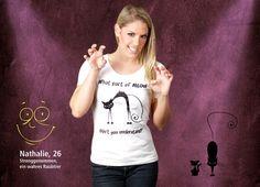 The Angry Cat | Designer & Fun T-Shirts | Likoli