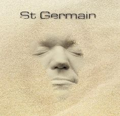 La pochette du nouvel album de St Germain.