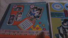 scrap mis primeras paginas !!! ( LAY OUT )