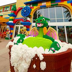 LEGOLAND Hotel | LEGOLAND California | Carlsbad | LEGO