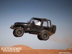 Big Jeep ups.