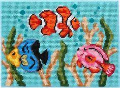 cross stitch fish - Google'da Ara