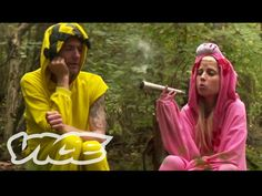 Die Antwoord--Umshini Wam (A Short Film)....I love this band. different but awesome