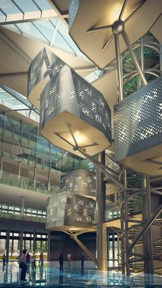 Padiglione Italia #Expo2015 #Milano | #immobiliare Futuristic Architecture, Space Architecture, Contemporary Architecture, Amazing Architecture, Architecture Details, Expo 67 Montreal, Mall Design, Famous Architects, Expo 2015