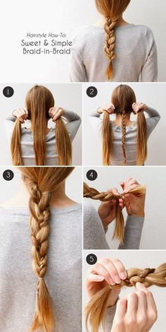 5 Hottest Braided Hairstyles