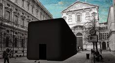 Instalação do arquiteto italiano Attilio Stocchi, Ogni Luce Una Voce (Para Cada Luz Uma Voz), em referência à proclamação feita pela UNESCO nomeando 2015 como o Ano Internacional da Luz. Euroliuce iSalone 2015
