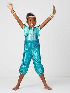 Shimmer ja Shine naamiaisasu Shine Shinee, Parachute Pants, Capri Pants, Fashion, Moda, Capri Trousers, Fashion Styles, Fashion Illustrations