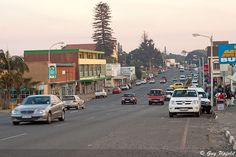 Main Road in #Eshowe taken by Guy Upfold