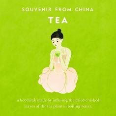 TEA:お茶 Zijun Li(CHN)