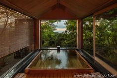Umi To Mori To Kaze (Sea, Forest And Wind) Boutique Hotel - TKN Architects - Picture gallery
