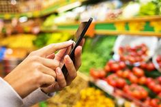 These innovative apps make it easier shop sustainably (and avoid GMOs) for the health of the planet and your family.