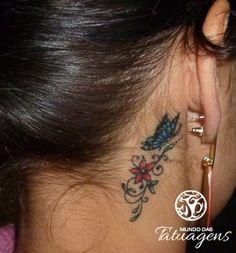 Tattoo na nuca