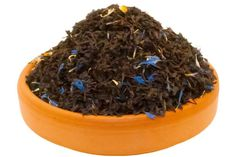 Blue Lady Black Tea,☮☯  (Too Soul Tea Co. Reno, NV) some of my faves!!!!