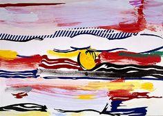 Sunrise (1984) From Roy Lichtenstein