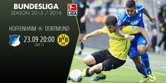 Catch all the live action between HOFFENHAIM and DORTMUND only on Bundesliga.  Hit www.betboro.com to get the latest updates.